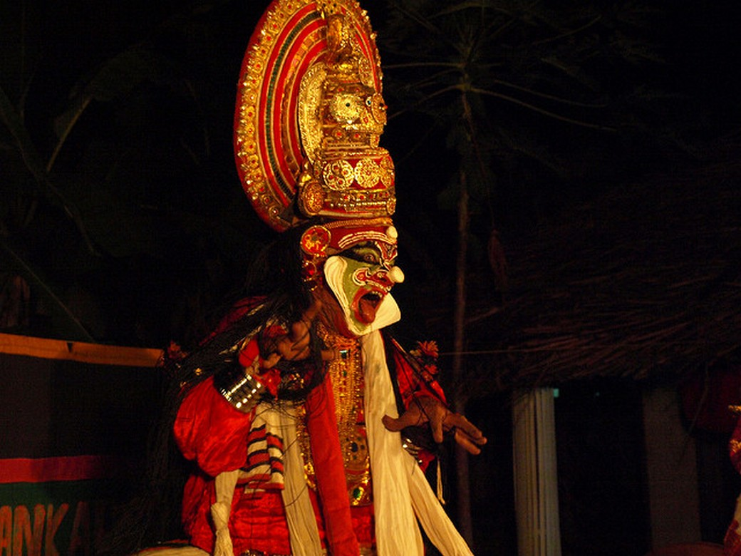 Watch Kathakali Dance Performance