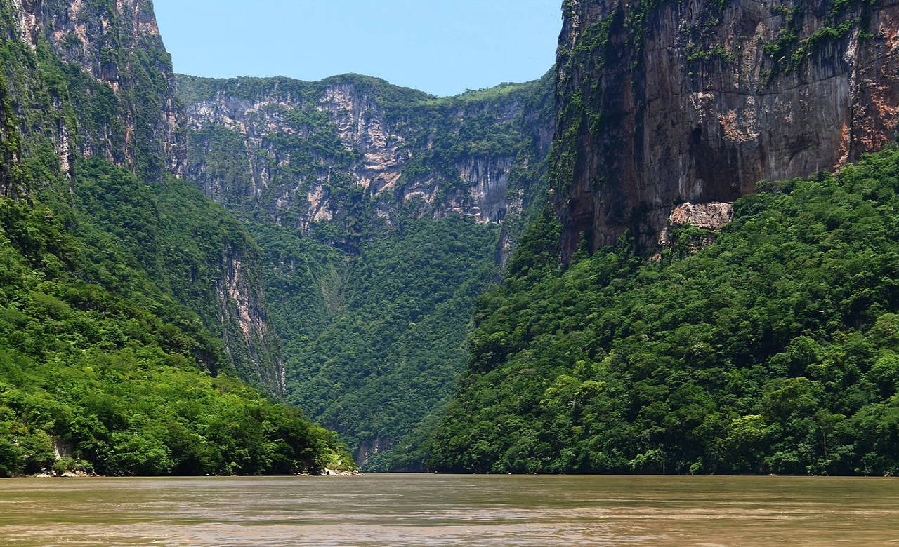 Chiapa de Corzo and Sumidero Canyon
