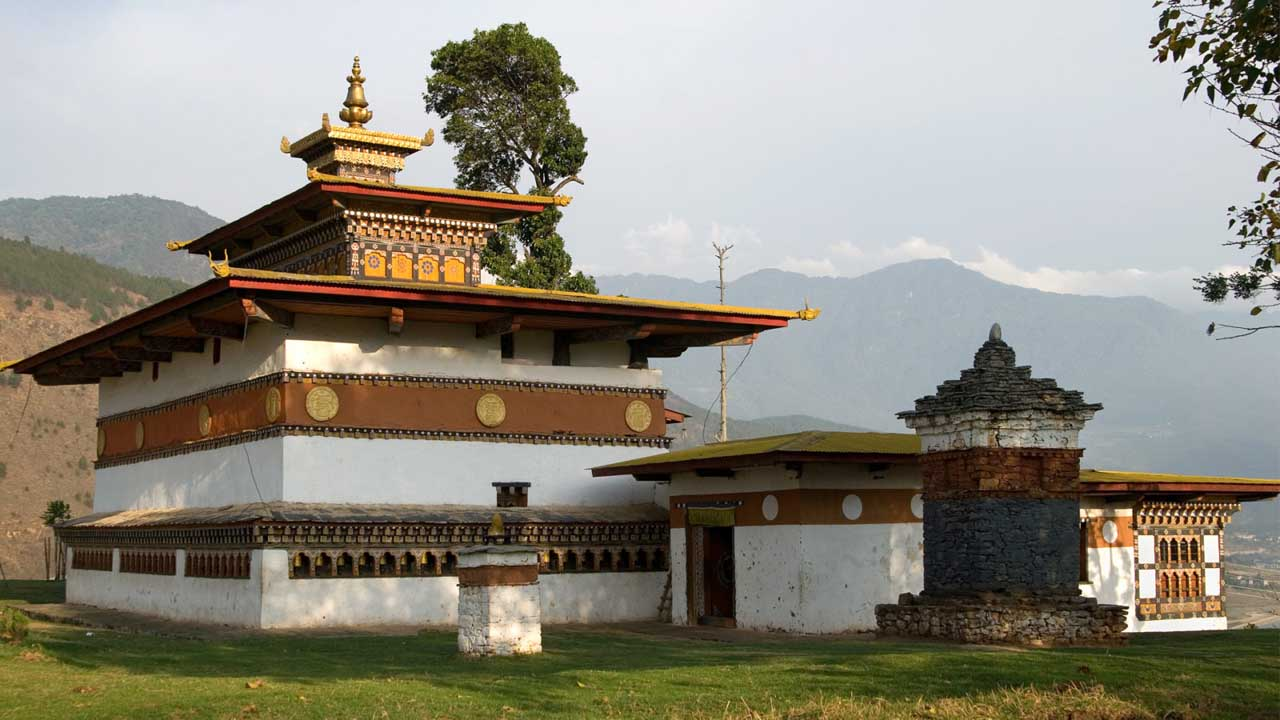 Chimi Lhakhang (Chime Monastery or Temple)