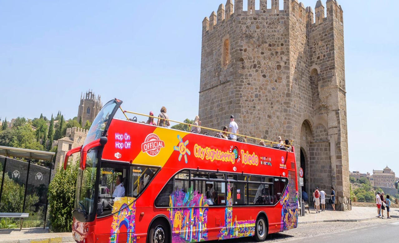 City Sightseeing Toledo - Hop On Hop Off