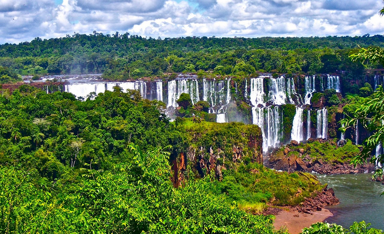 Brazilian Side Iguazu Falls