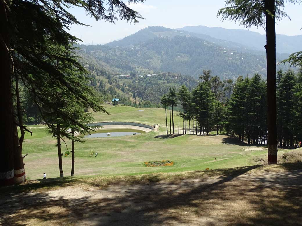 Naldhera - Golf Course
