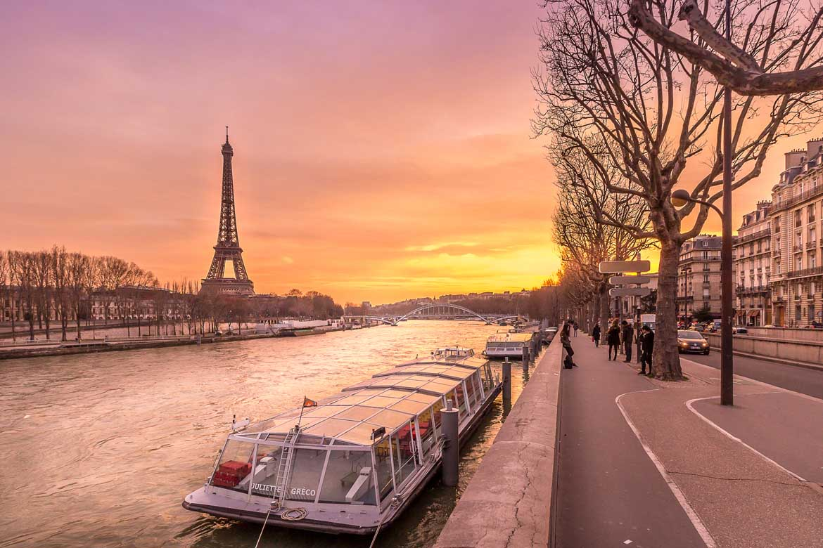 Seine River Cruise ticket