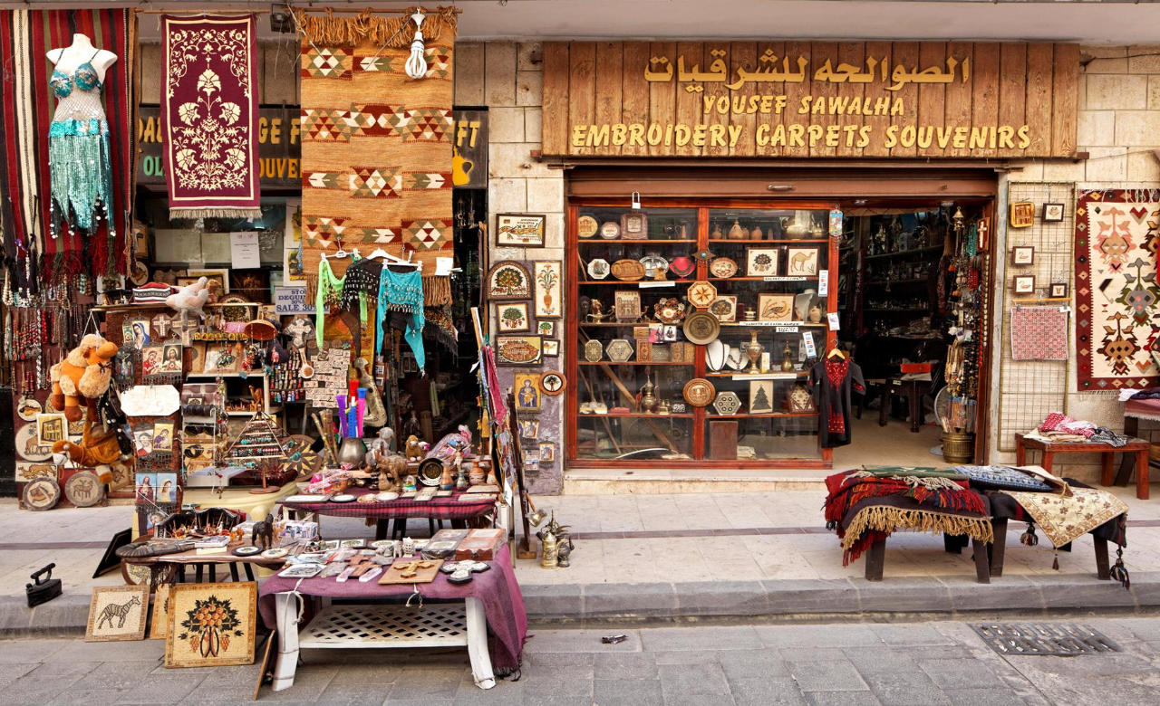Bazaar of Amman