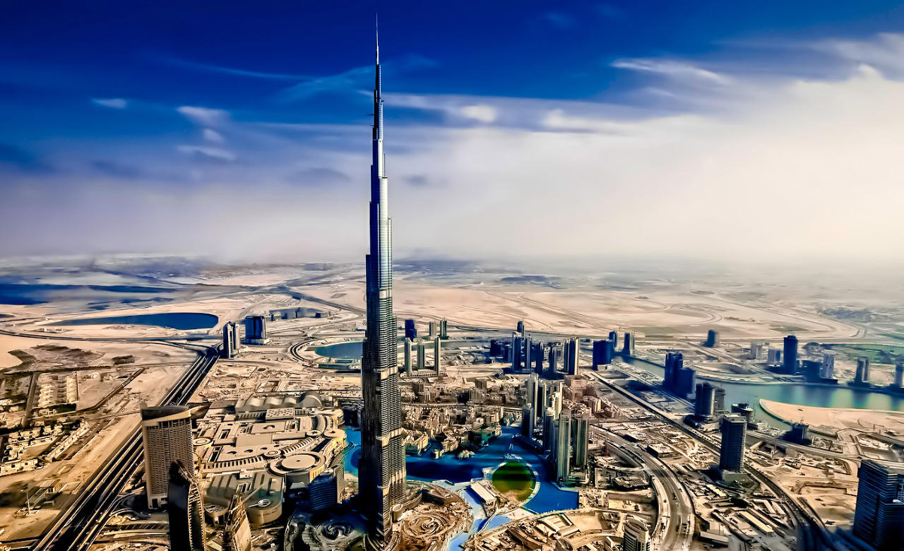 Visit the top of Burj Khalifa