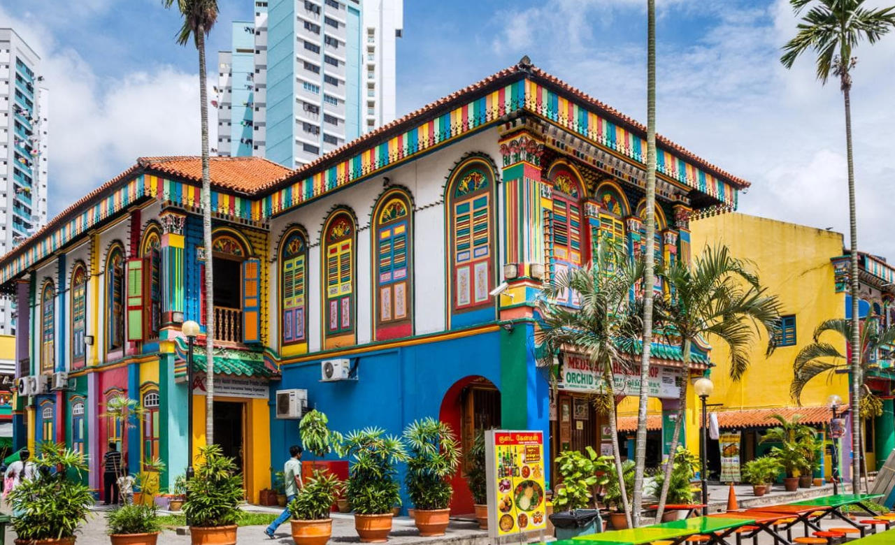 Wander around Little India