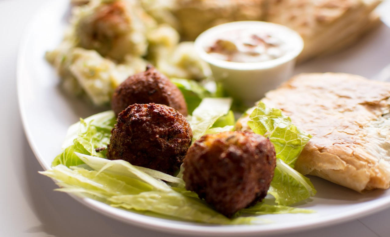 Feast on Falafels
