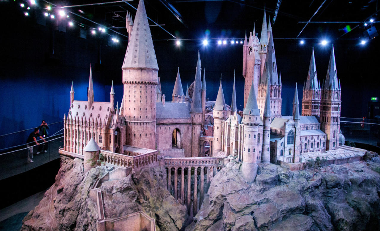 Harry Potter set at Warner Bros Studio