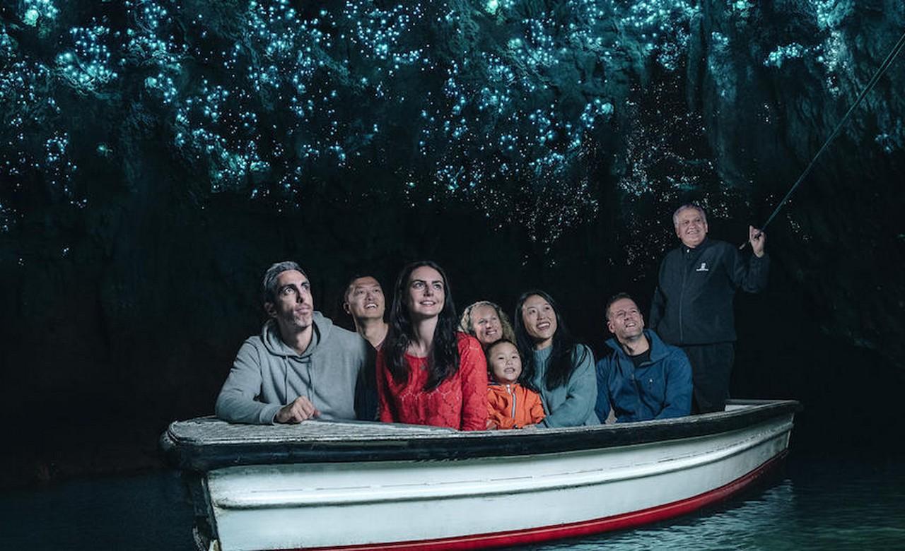 Experience Glow Worm Wonders (Waitomo Glowworm Cave)