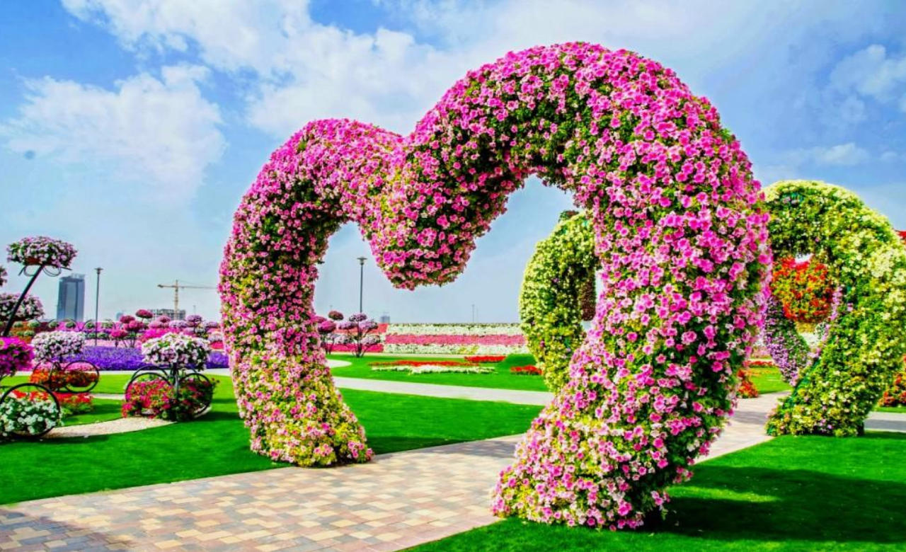 Miracle Garden - Global Villa