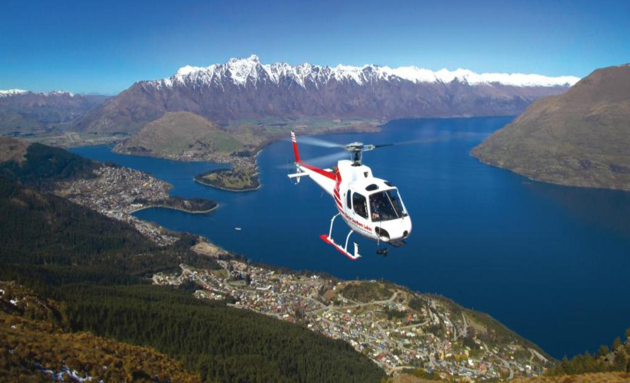Queenstown Helicopter Flight