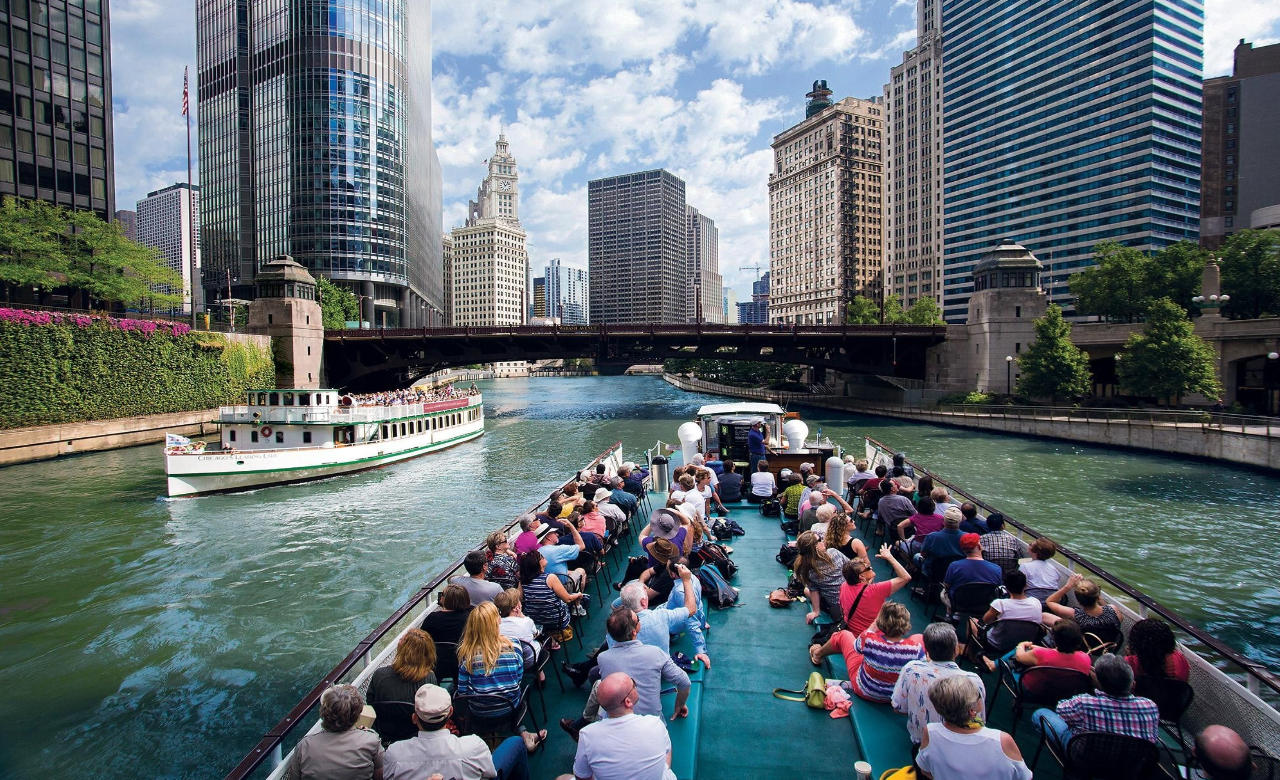 River Cruise- Chicago