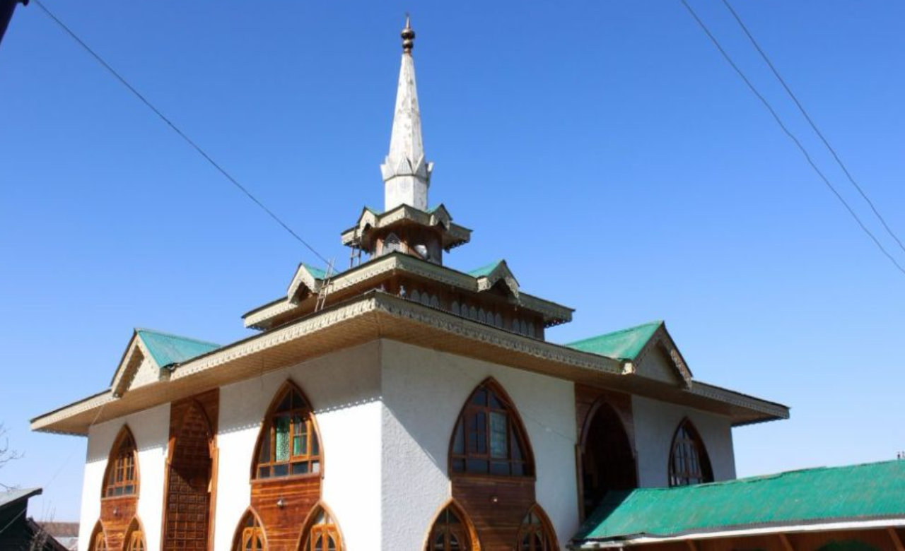 Shrine of Baba Reshi