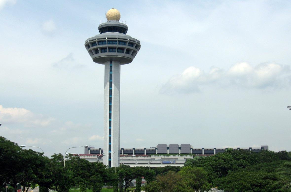 Changi International Airport 2