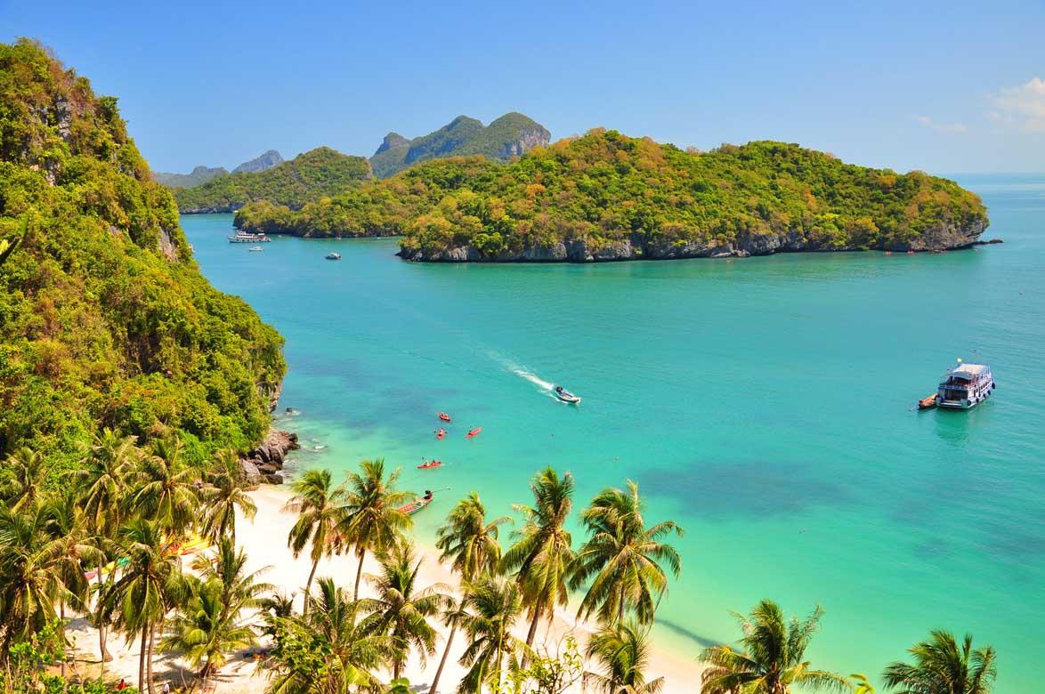 Angthong National Marine Park