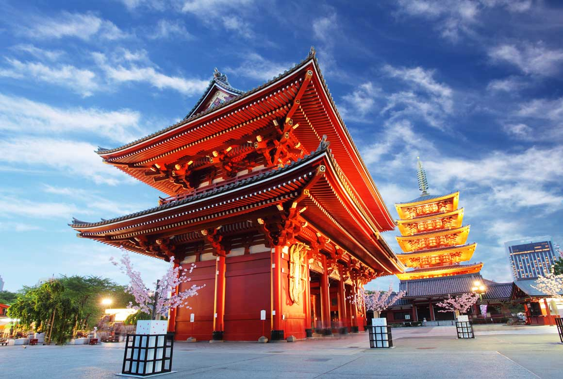 Asakusa Temple 3