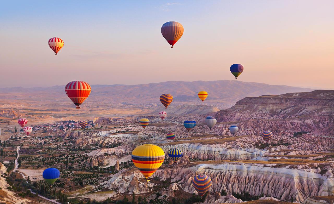 Cappadocia Banner