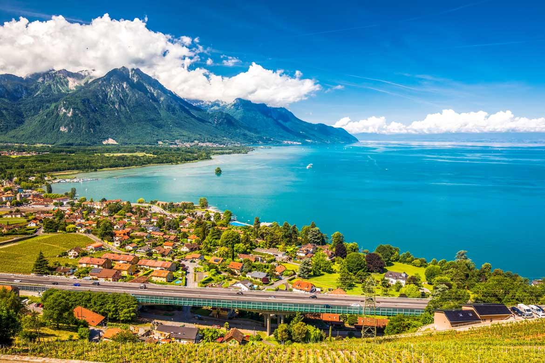 City Tour Of Geneva