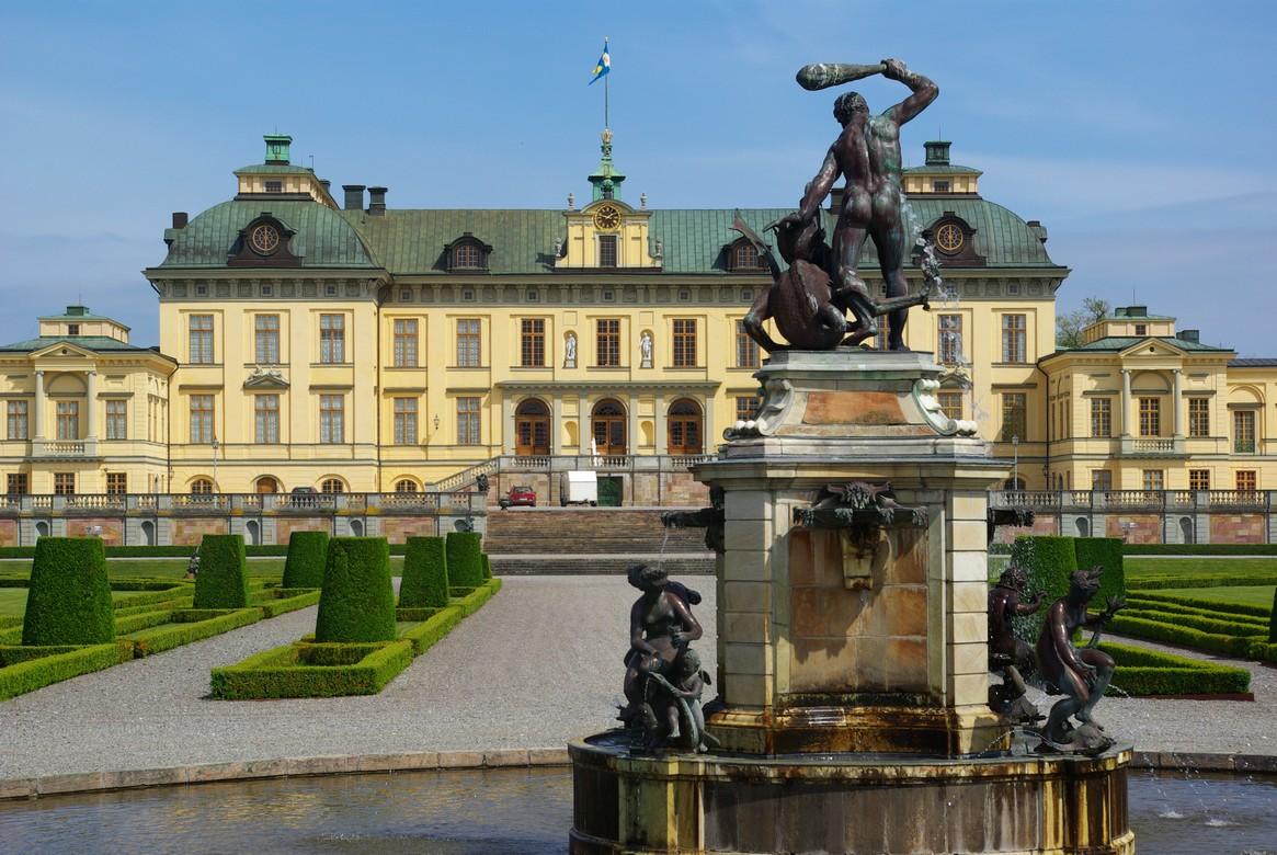Drottningholm stockholm