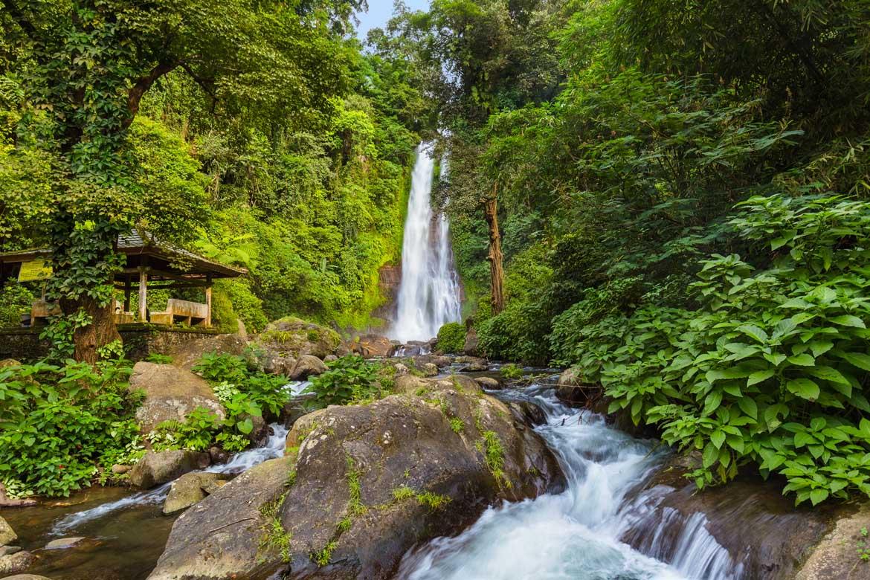 Gitgit waterfalls bali 3