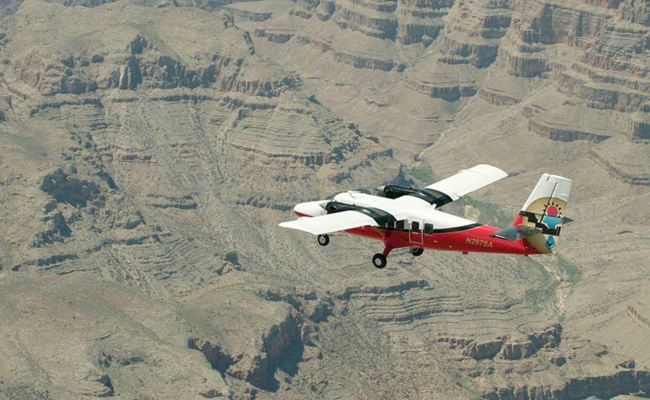 Grand Canyon Airplane Tour