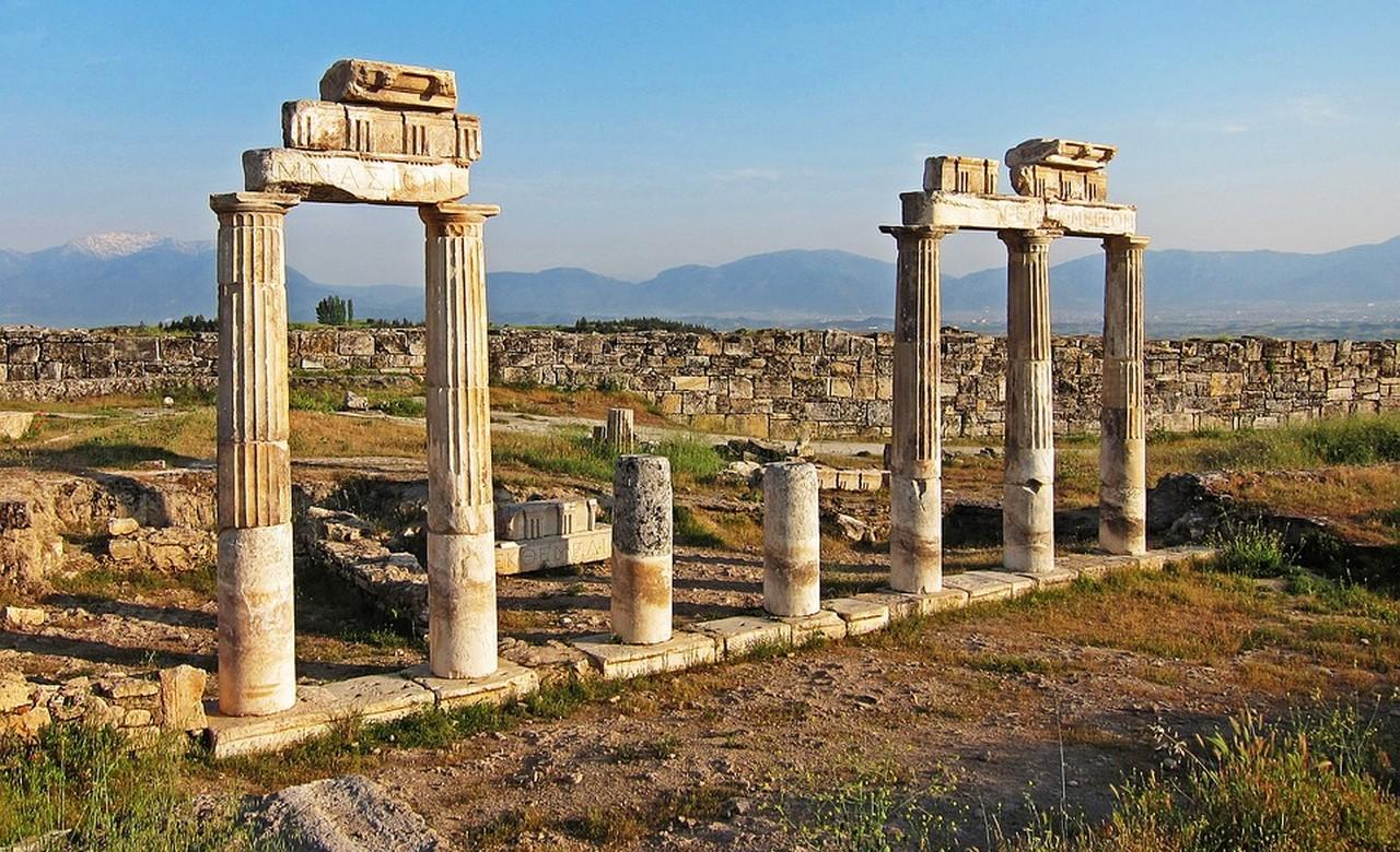 Ruins of Ancient Roman