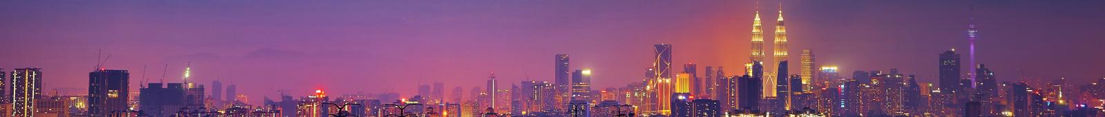 Kuala Lumpur Banner
