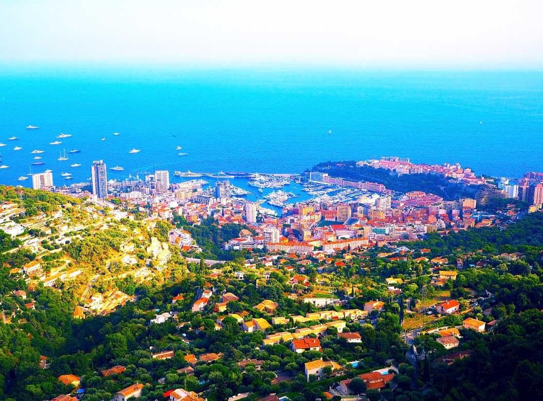 Monaco & Monte carlo 2