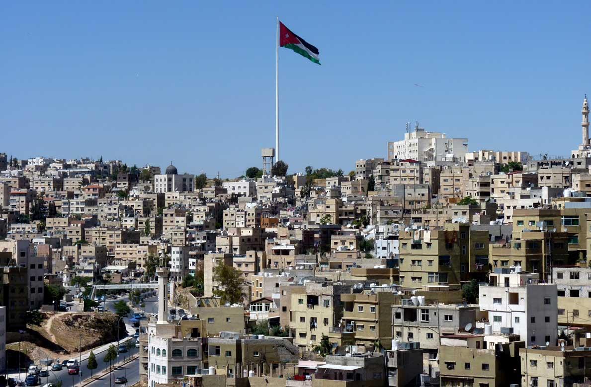 Panoramic Tour Amman