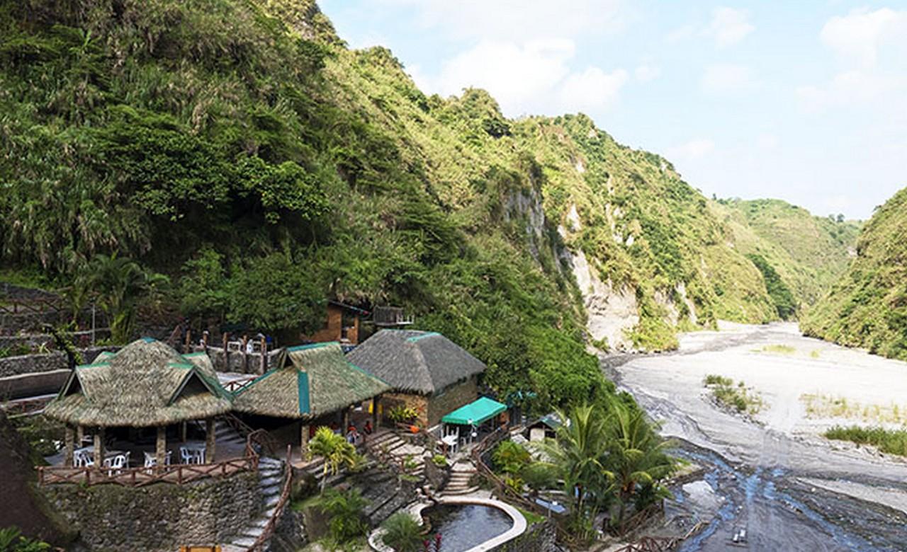 Punning hot spring Tour & Sand Spa