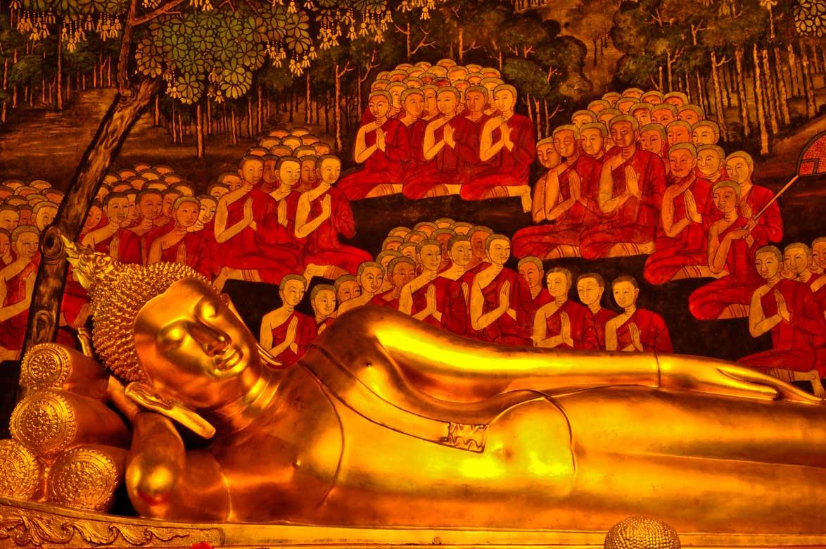 Reclining Buddha 23