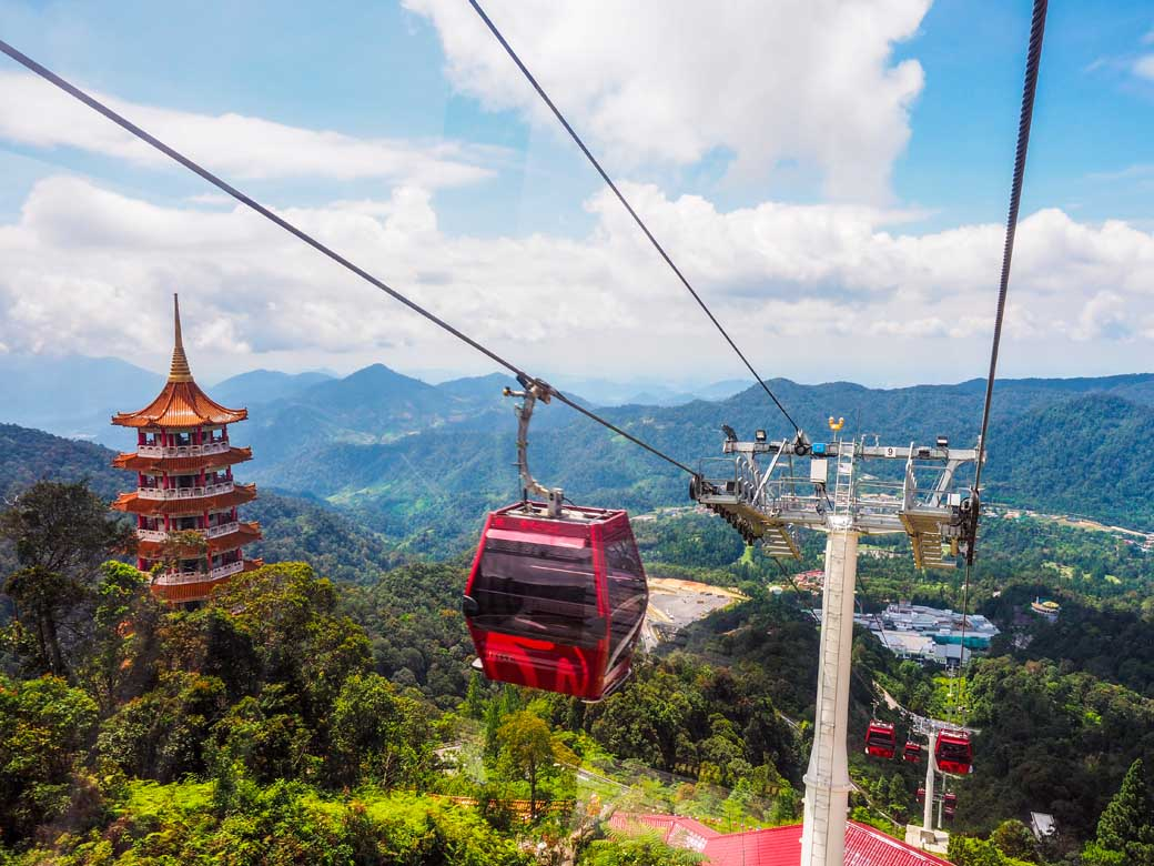 Skyway Cable Car 2