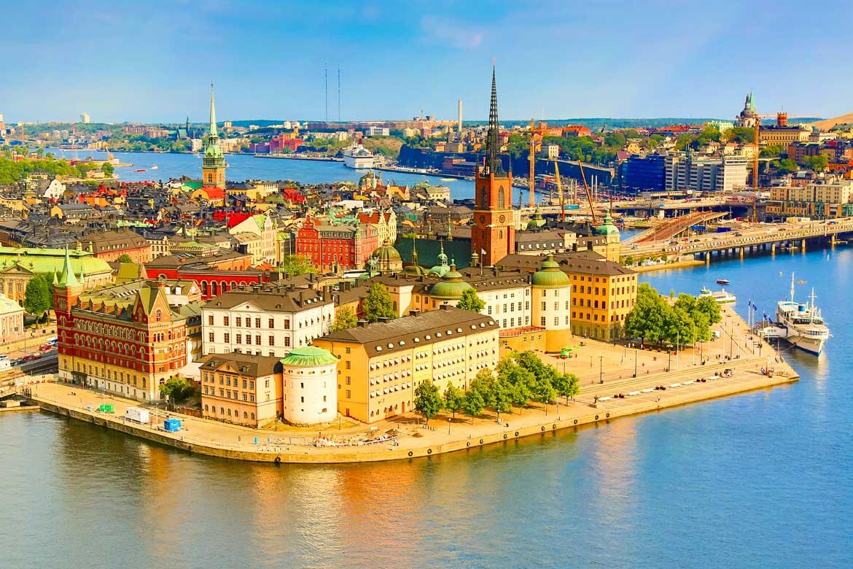 Stockholm Gamla Stan City Tour