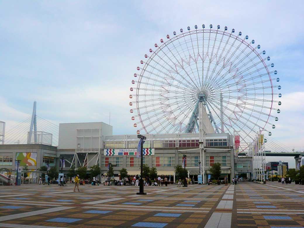 Tempozan Ferris Wheel 2