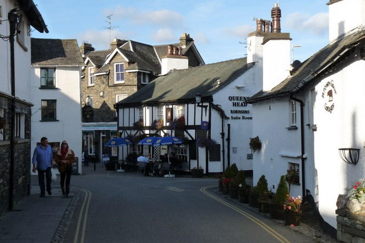 Village of Hawkshead