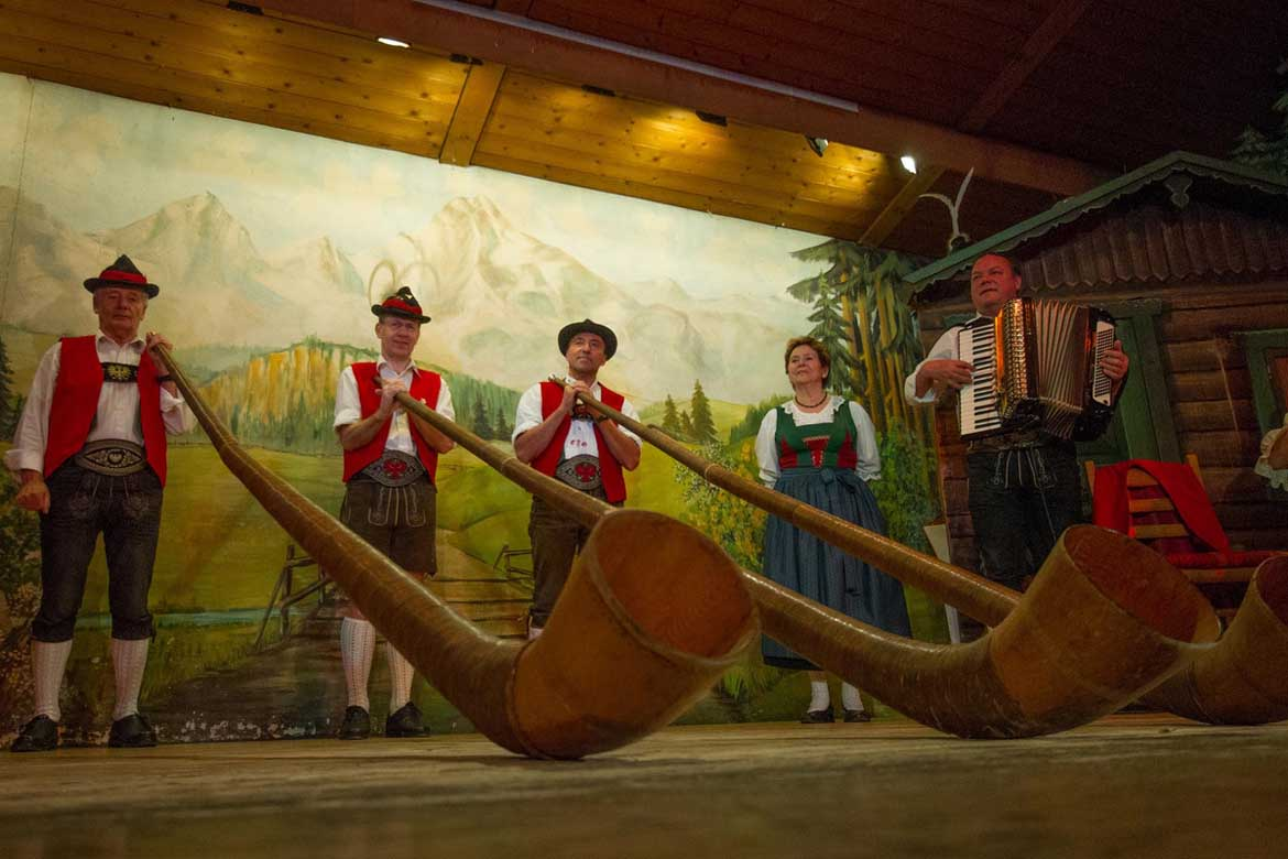 Tyrolean Folklore Show 2