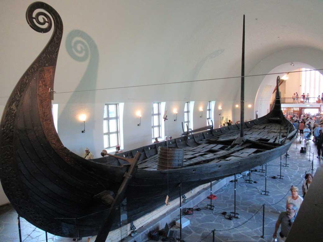 Viking ships Museum 2