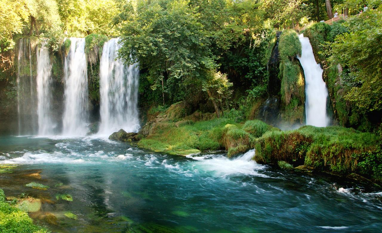 Visit to Duden Waterfall