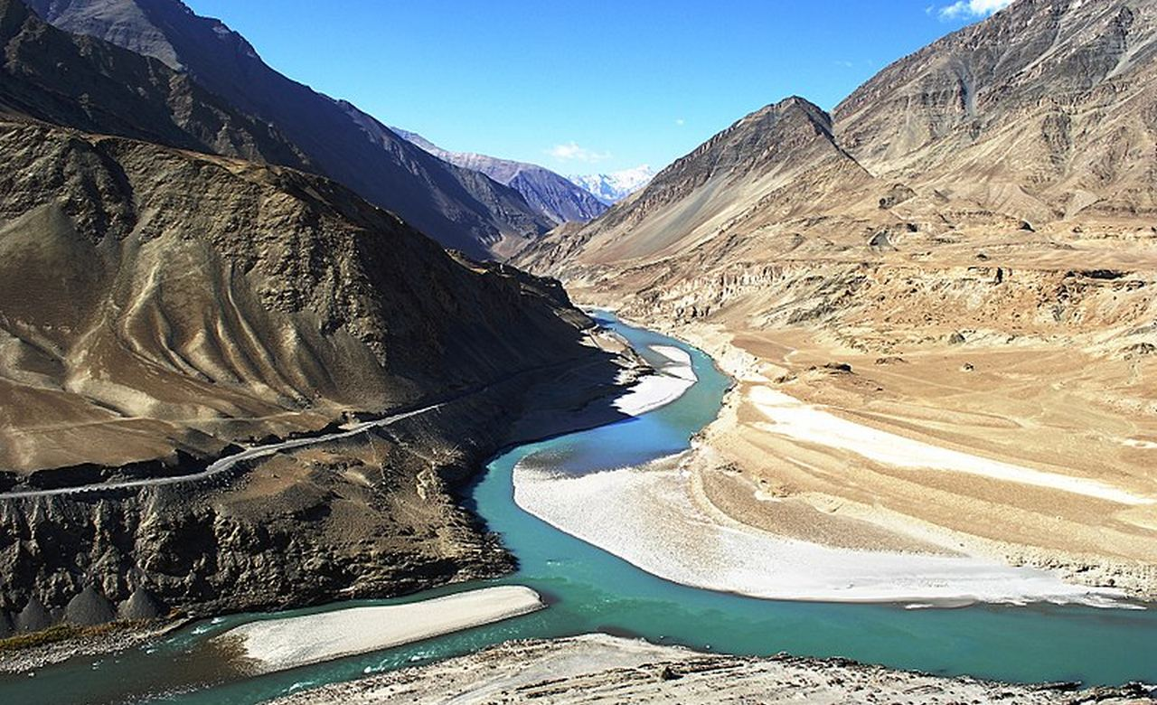 Zanskar rivers