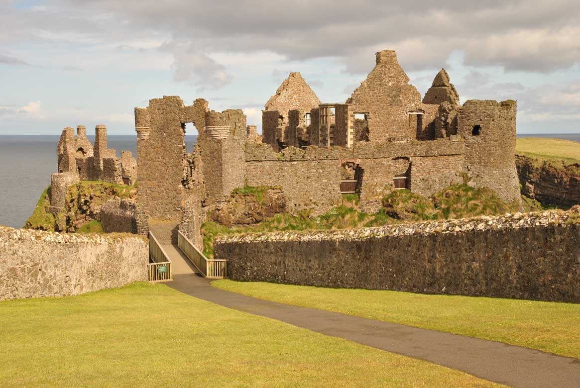 dunluce castle2