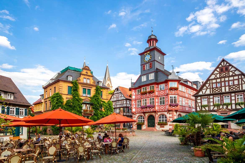 Heppenheim An Der Bergstrasse