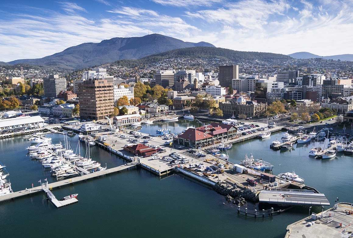 Half Day city tour Hobart(No Hotel Pick up and drop off)