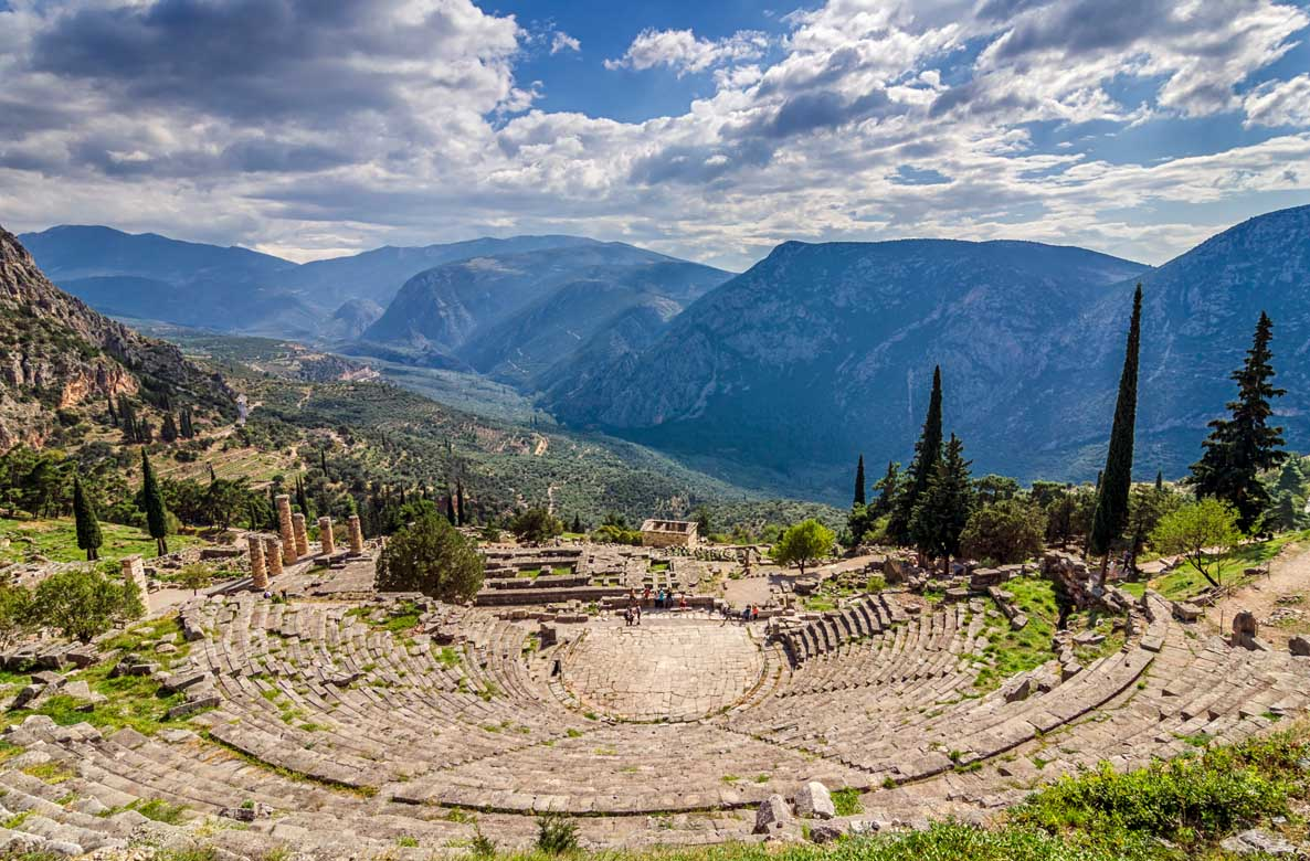 Classical 4 Day Tour From Athens