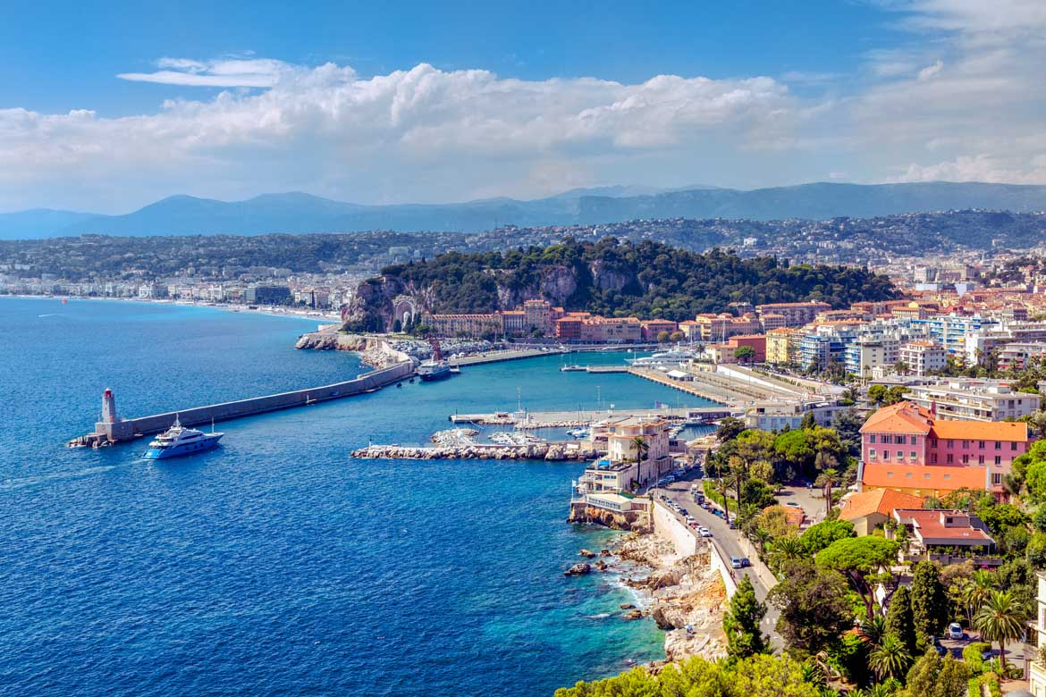 French Riviera  Sightseing Cruise
