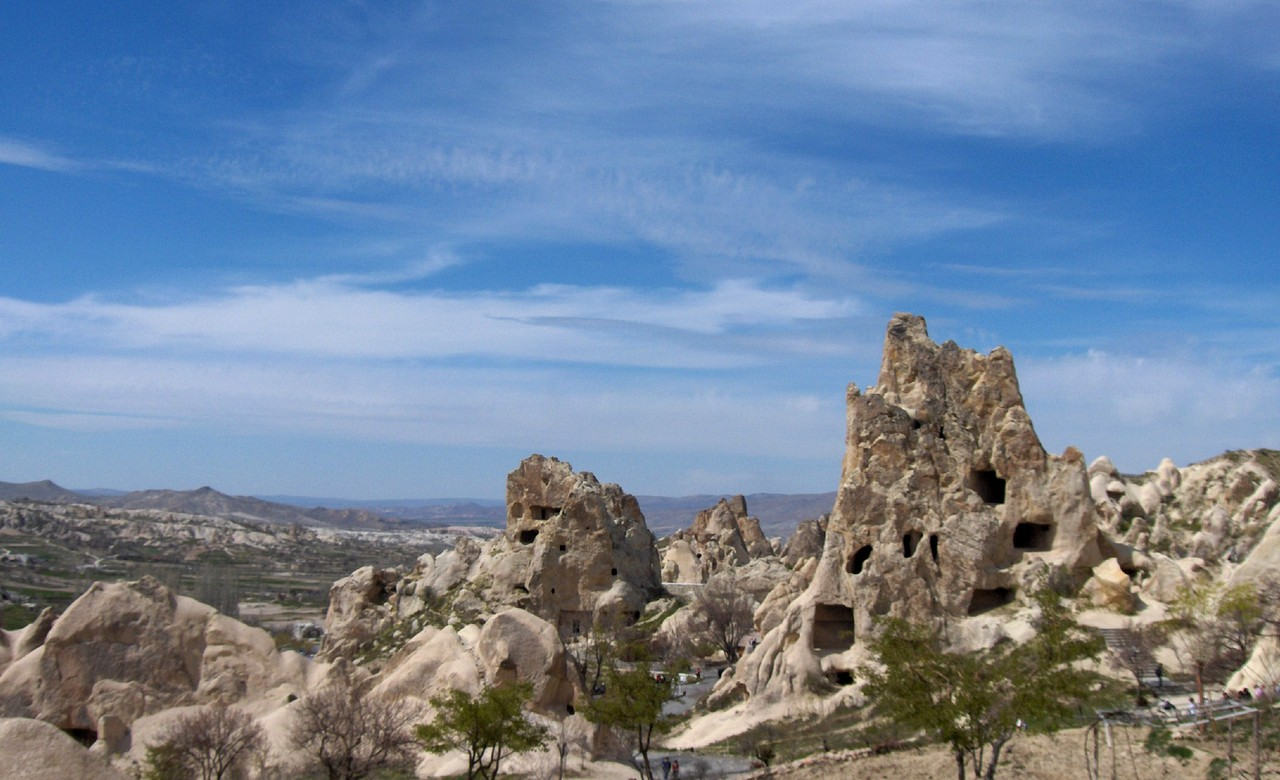 Goreme Open – Air Museum