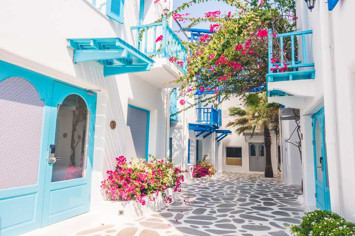 Mykonos Old Town Walking Tour