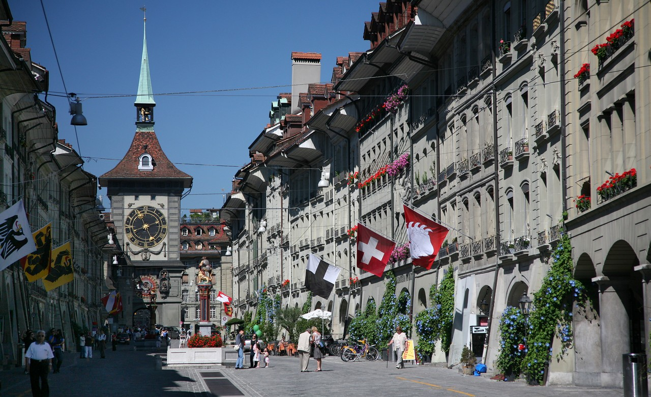 Orientation Walking Tour Of Bern