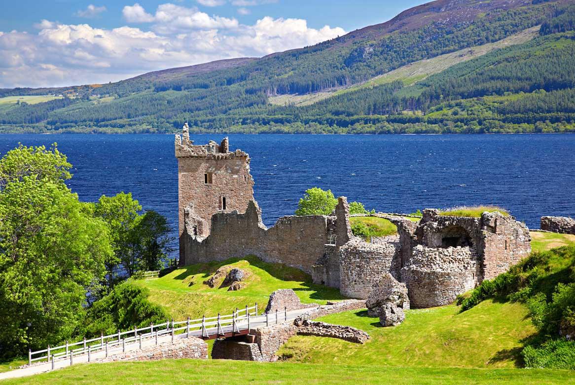 Scotland Lochness