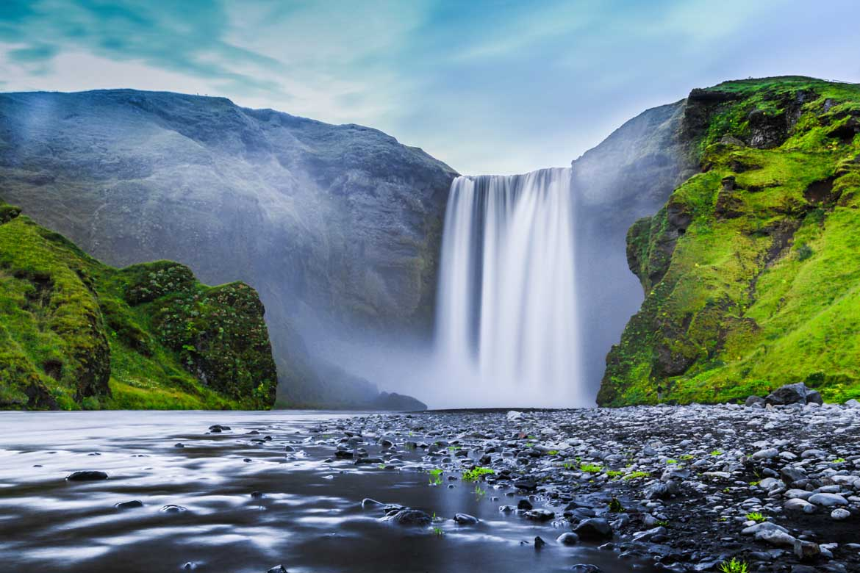 Southern Cost Waterfalls