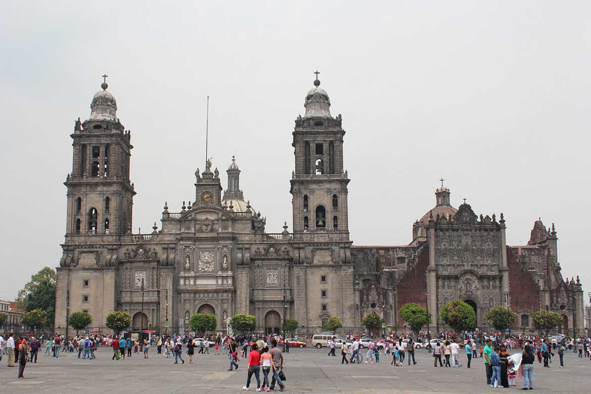 Mexico - Cathedral